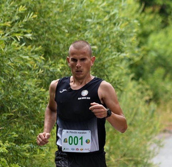 Odličan nastup našeg Milana Špehara na Plitvičkom maratonu