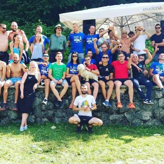 Uspješno održan 3. Rastoke trail sa ekipom AK Plitvica na postolju