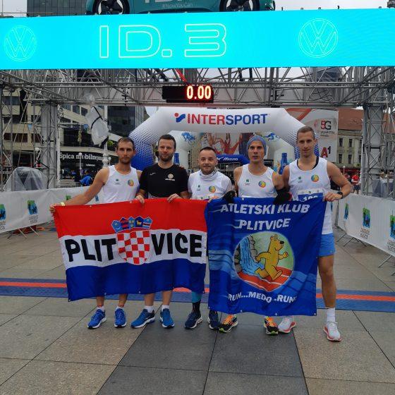 Nastup na 29. Zagrebačkom maratonu